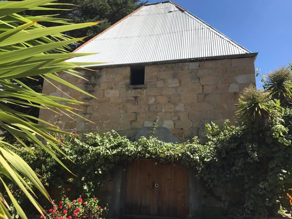 The hop kiln